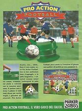X7908 Pro Action Football - Parker - Pubblicità 1994 - Vintage advertising