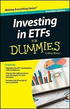 Investing in ETF for Dummies by Consumer Consumer Dummies (2015, Paperback)
