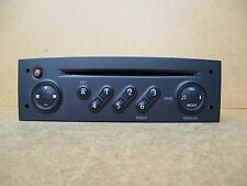 Renault Scenic Megane Modus Clio Radio Stereo CD Player UPDATE LIST +CODE