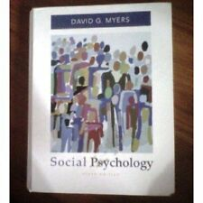 Social Psychology-9th edition by David G. Myers & CD