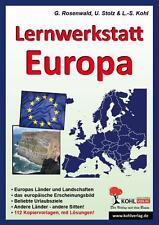 Lernwerkstatt Europa, Sekundarstufe 1