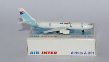 Schabak Airbus A300B4-103 Air Inter  manufacturer error in wrong box in 1:600