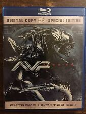 Aliens Vs. Predator - Requiem (Blu-ray Disc, 2009, 2-Disc Set) (Used)