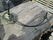 FIAT PUNTO mk2 and mk3 5 SPEED GEAR STICK / SELECTOR / LINKAGE + CABLES