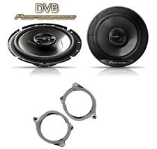 Mercedes C-Class W202 1993-1997 Pioneer 17cm Front Door Speaker Upgrade Kit 240W