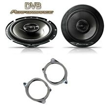 Mercedes C-class W202 1993-1997 Pioneer 17cm De Puerta Frontal Altavoz Upgrade Kit 240 W