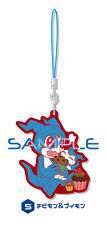 Digimon Chibimon, Veemon Rubber Phone Strap Anime Manga NEW