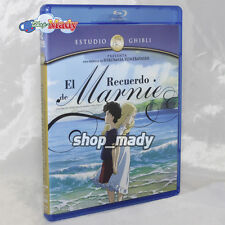 When Marnie Was There - El Recuerdo de Marnie Blu-ray en ESPAÑOL LATINO Region A
