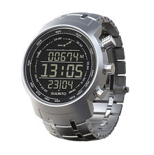 Suunto Elementum Terra n/Steel Premium ABC Watch SS014521000----New in Box----