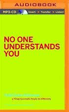 No One Understands You and What to Do about It by Heidi Halvorson (2016, MP3...