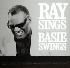 Ray Sings, Basie Swings Ray Charles, Count Basie Orchestra Audio CD