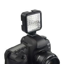 4W 160LM 36 LED vidéo lumière Lampe Pour Nikon/Canon DV Caméra Caméscope &