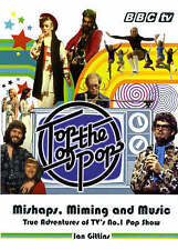 Top of the Pops: Mishaps, Miming and Music,VERYGOOD Book