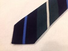 NEW J.Crew USA Made Neck Tie in Wool/Silk Blend