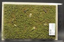 Model Scene F601 - Forest base (spring) PREMIUM GRASS MAT  diorama scenery