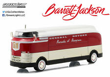 GREENLIGHT HOBBY EXCLUSIVE BARRETT JACKSON 1950 GM FUTURLINER PARADE OF PROGRESS
