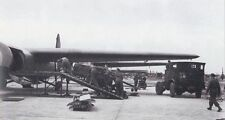 7x5 Gloss Photo wwB16 Normandy Invasion WW2 World War 2 Horsa Glider Trailer