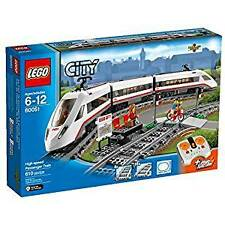 LEGO City Trains High-speed Passenger Train 60051 - LegoOriginals