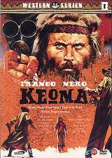 Keoma DVD AWE Enzo G Castellari Franco Nero Django Spaghetti Western