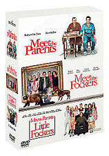 Meet The Parents - Fockers Triple (DVD, 2011, 3-Disc Set, Box-Set)