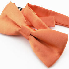 Noeud Papillon Enfant Réglable Orange - Children Bow Tie Adjustable