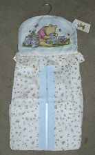 Disney CLASSIC POOH Hunny Pots DIAPER STACKER Holder Ecru NEW WITH TAGS!
