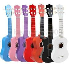 Beginners Ukulele Uke Mahalo Style Ukelele Soprano Musical Instrument 5 Colors