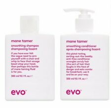Evo Mane Tamer Smoothing Shampoo and Conditioner 300ml Duo