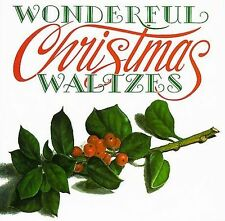 Wonderful Christmas Waltzes by Various Artists (CD, Sep-2002, CMH Records)