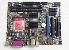 MSI G41M-P26 Intel G41 Motherboard LGA775 Socket775 DDR3 With IO Shield