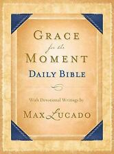 Ncv Grace for the Moment Daily Bible by Max Lucado (2009, Paperback)