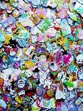 Lot 500 Kawaii Sticker flake sack san-x Kamio Mind Wave Qlia Crux HUGE BONUS