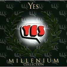 Yes Millenium/Millennium Collection 2-CD NEW SEALED 1999 Prog Rock