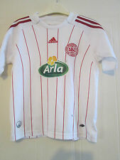 "Denmark 2008-2009 Fodboldskole Football Shirt Size 28""-30"" chest children /39335"