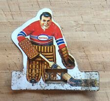 Vintage 1960's Eagle Toys hockey player-Montreal Canadiens