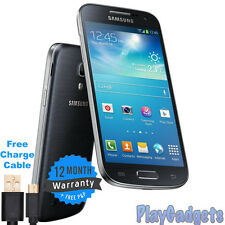 Samsung Galaxy S4 Mini GT- I9195 8GB Black (Unlocked) Smart Phone Grade B