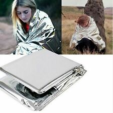 Outdoor Emergency Insulation Blanket Camping Tent First Aid Travel Kit Survival