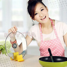 Vogue Spoon Rest Pot Pan Lid Stand Brand New Kitchen Cooking Utensil Holder HFUS