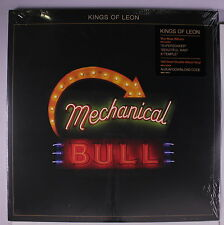 KINGS OF LEON: Mechanical Bull LP Sealed (2 LPs, 180 gram pressing, w/ download