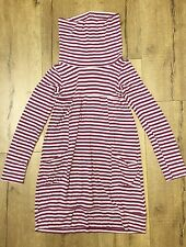 United Colors of Benetton sz 8 girl's striped knit dress tunic
