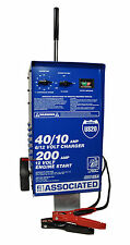 Associated Equipment US20 6/12 Volt Battery Charger