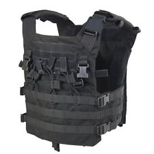 Vest M2 for Armor Plates (Plate Carrier) in Black pattern by ANA