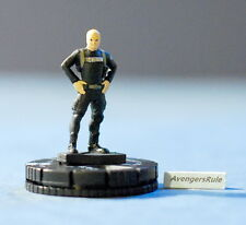 Marvel Heroclix Captain America The Winter Soldier 007 S.H.I.E.L.D. Commander