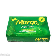 12 x 75g Margo Herbal Neem Soap  USA SELLER