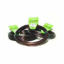 Anodized Aluminum Bonsai Training Wire 150 gm coil (5.0 mm)