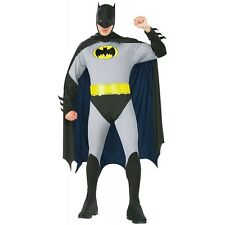 Batman™ Costume Gotham For Men - M - Batman Fancy Dress Up Party Halloween