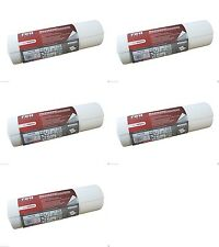 5 x Erfurt red label isolation thermique Saver épais mur doublure papier 10mx50cm 2 mm