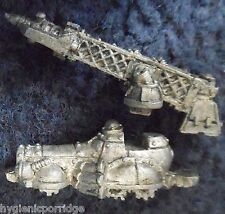1991 Epic Ork Speedsta 2 Lifta Droppa Games Workshop Warhammer 6mm 40K Orc Army