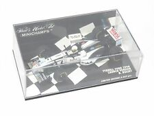 1/43 Tyrrell Ford   Launch Version 1998   side tower wings  R.Rosset