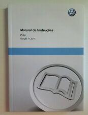 Manual de Instrucoes VW Polo 11/2014 Portuguese //00039